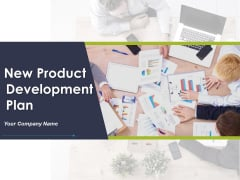 New Product Development Plans Ppt PowerPoint Presentation Complete Deck With Slides