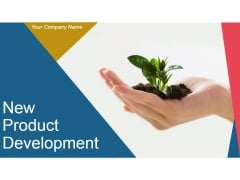 New Product Development Ppt PowerPoint Presentation Complete Deck With Slides