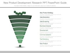 New Product Development Research Ppt Powerpoint Guide