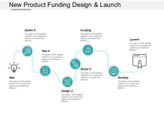 New Product Funding Design And Launch Ppt Powerpoint Presentation Portfolio Design Ideas