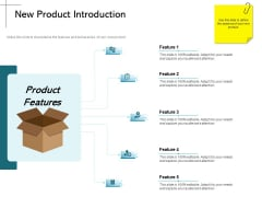 New Product Introduction In The Market New Product Introduction Ppt PowerPoint Presentation Infographics Master Slide PDF