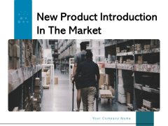New Product Introduction In The Market Ppt PowerPoint Presentation Complete Deck With Slides
