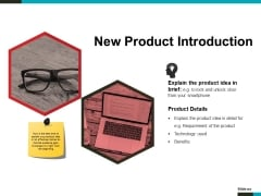 New Product Introduction Ppt PowerPoint Presentation Ideas Pictures