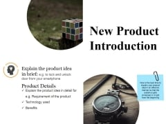New Product Introduction Ppt PowerPoint Presentation Visual Aids Styles