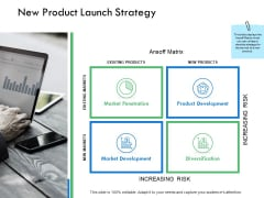 New Product Launch Strategy Development Ppt PowerPoint Presentation Visual Aids Example File