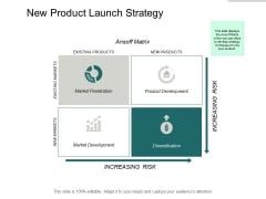 New Product Launch Strategy Ppt PowerPoint Presentation File Portfolio