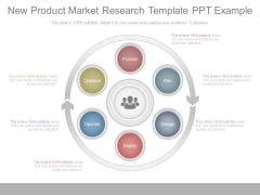 New Product Market Research Template Ppt Example