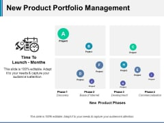 New Product Portfolio Management Ppt Powerpoint Presentation Outline Information