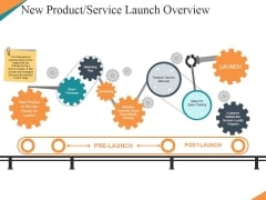 New Product Service Launch Overview Ppt PowerPoint Presentation Guidelines