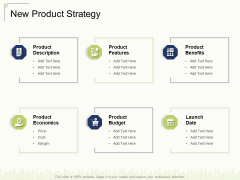 New Product Strategy Ppt Gallery Introduction PDF