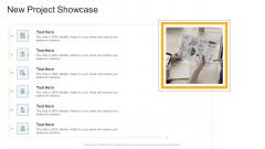 New Project Showcase Company Profile Ppt Styles PDF