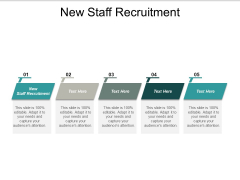 New Staff Recruitment Ppt PowerPoint Presentation Infographic Template Demonstration