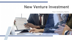 New Venture Investment Evaluate Metrics Ppt PowerPoint Presentation Complete Deck With Slides