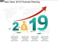 New Years 2019 Financial Planning Ppt PowerPoint Presentation Model