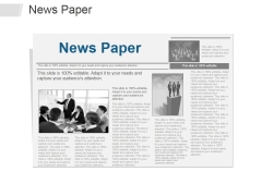News Paper Ppt PowerPoint Presentation Layouts Graphic Tips