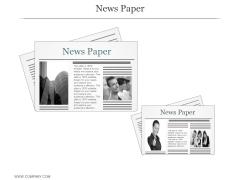 News Paper Ppt PowerPoint Presentation Microsoft