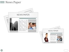 News Paper Ppt PowerPoint Presentation Pictures Files