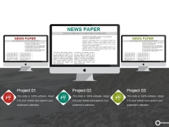 News Paper Ppt PowerPoint Presentation Pictures Information