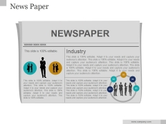 News Paper Ppt PowerPoint Presentation Samples