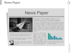 News Paper Ppt PowerPoint Presentation Slides