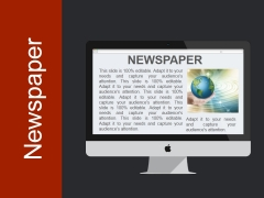 Newspaper Ppt PowerPoint Presentation Background Designs
