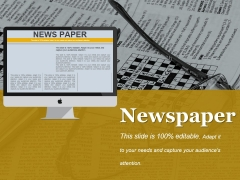 Newspaper Ppt PowerPoint Presentation Layouts Rules
