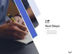 Next Steps Management Ppt Powerpoint Presentation Model Format Ideas