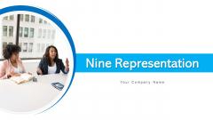 Nine Representation Organization Experts Ppt PowerPoint Presentation Complete Deck With Slides