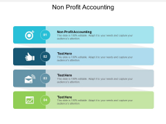 Non Profit Accounting Ppt PowerPoint Presentation Slides Format Ideas Cpb