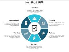 Non Profit RFP Ppt PowerPoint Presentation Inspiration Ideas Cpb