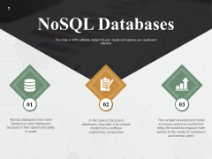 Nosql Databases Ppt PowerPoint Presentation Pictures Graphics Download