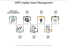 Npr Capital Asset Management Ppt Powerpoint Presentation Styles Ideas Cpb