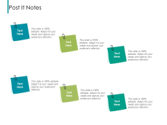 Nps Reports And Dashboard Post It Notes Ppt Slides Influencers PDF