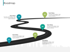 Nps Reports And Dashboard Roadmap Ppt Infographic Template Maker PDF