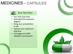 Natural Medicines PowerPoint Slides And Ppt Diagram Templates