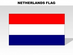 Netherlands Country PowerPoint Flags