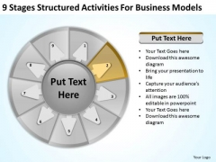 New Business PowerPoint Presentation Models Example Of Small Plan Slides