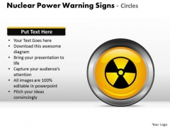 Nuclear Power Warning Signs PowerPoint Slides And Ppt Icons Graphics