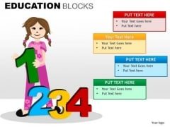 Numbers Education Kids School PowerPoint Templates Ppt Slides