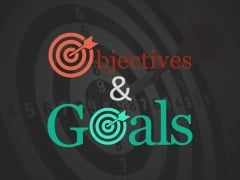 Objectives And Goals Ppt PowerPoint Presentation Model Guide