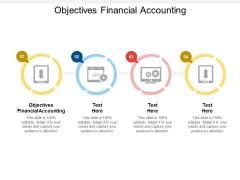 Objectives Financial Accounting Ppt PowerPoint Presentation Background Images Cpb Pdf