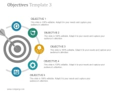 Objectives Template 3 Ppt PowerPoint Presentation Good