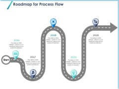 Occasion Planning Firm Overview Roadmap For Process Flow Ppt File Introduction PDF