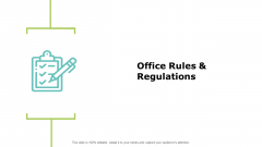 Office Rules And Regulations Marketing Ppt PowerPoint Presentation Pictures Slide Download