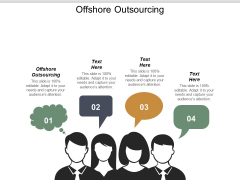 Offshore Outsourcing Ppt PowerPoint Presentation Model Graphics Example Cpb