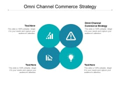 Omni Channel Commerce Strategy Ppt PowerPoint Presentation Inspiration Examples Cpb