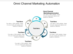 Omni Channel Marketing Automation Ppt PowerPoint Presentation Picture Cpb