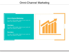 Omni Channel Marketing Ppt PowerPoint Presentation Icon Slides Cpb