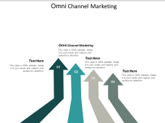 Omni Channel Marketing Ppt PowerPoint Presentation Model Graphics Template Cpb