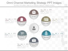 Omni Channel Marketing Strategy Ppt Images